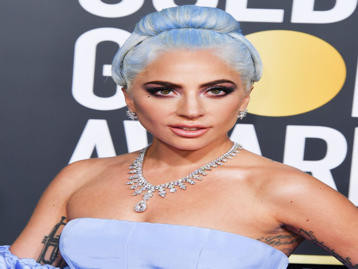 How Lady Gaga Went From Enigma To Cinderella At The Golden Globes