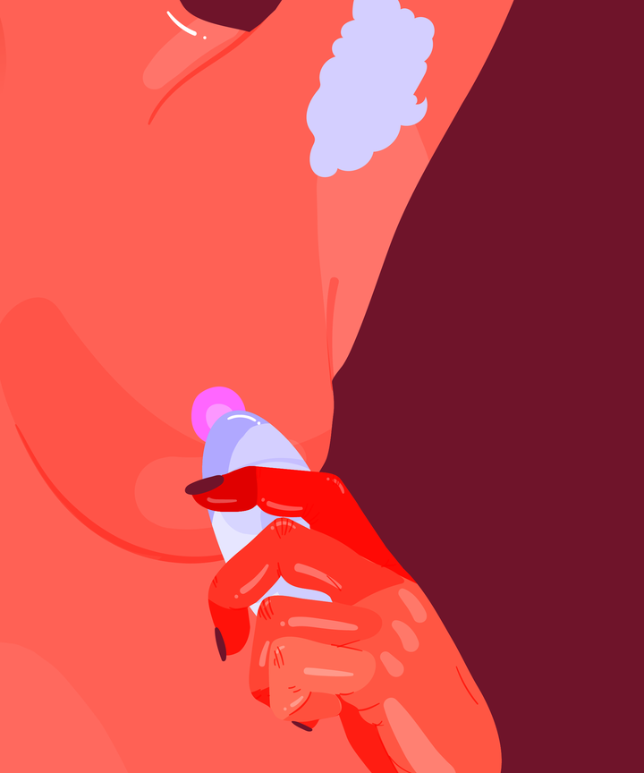 Amauter oral sex