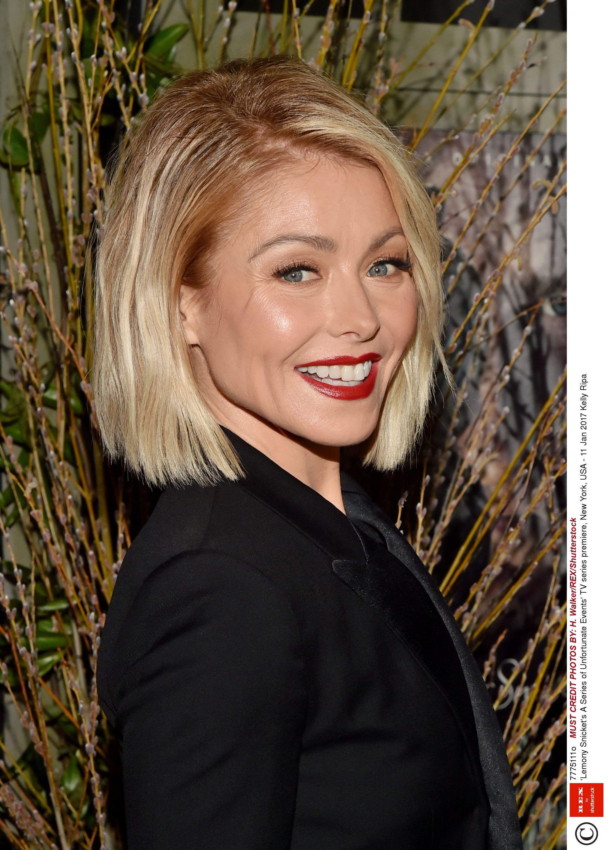 Kelly Ripa Hairstyles 2017 Famous Hair Style 2018