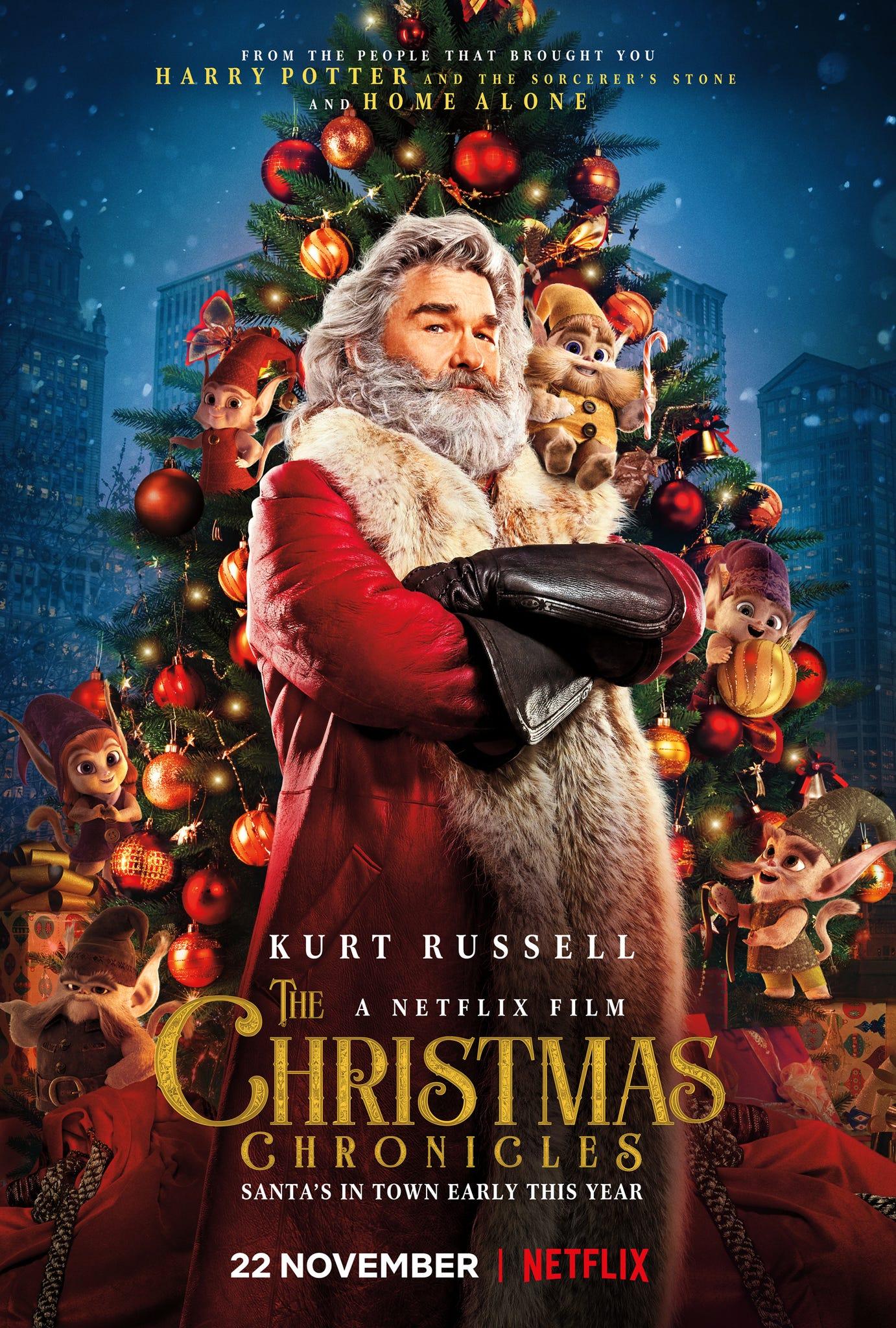 Diese Filme bringen dich in Weihnachtsstimmung