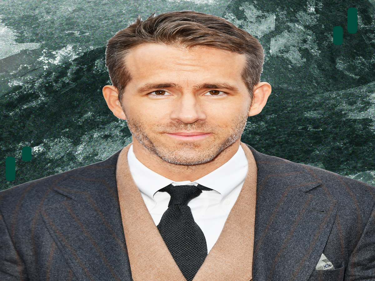 Ryan Reynolds  Favorite Smell Is Douglas Firs & Canadian Rain