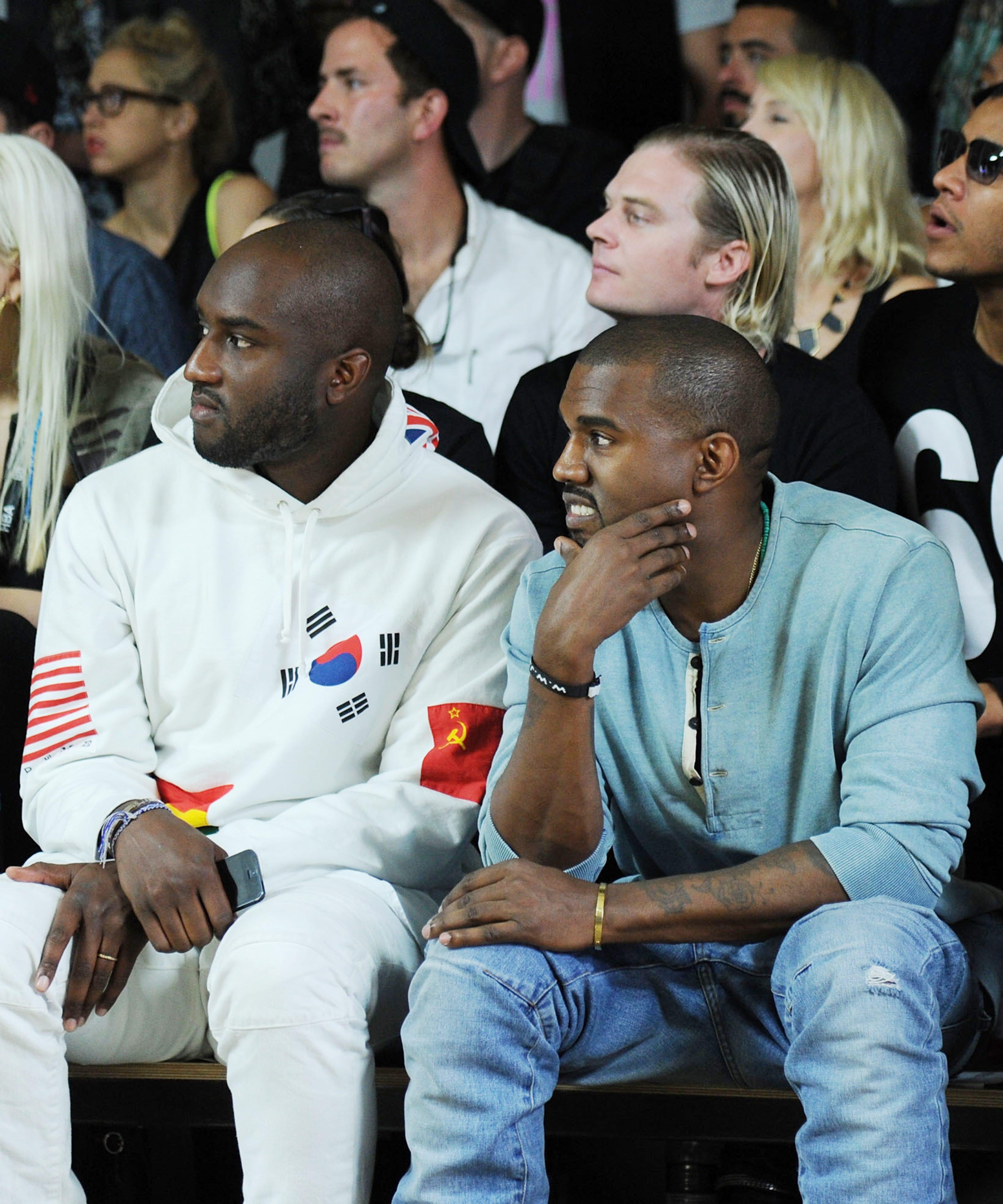 f9f5e8e834df Kanye West   Virgil Abloh Interned At Fendi