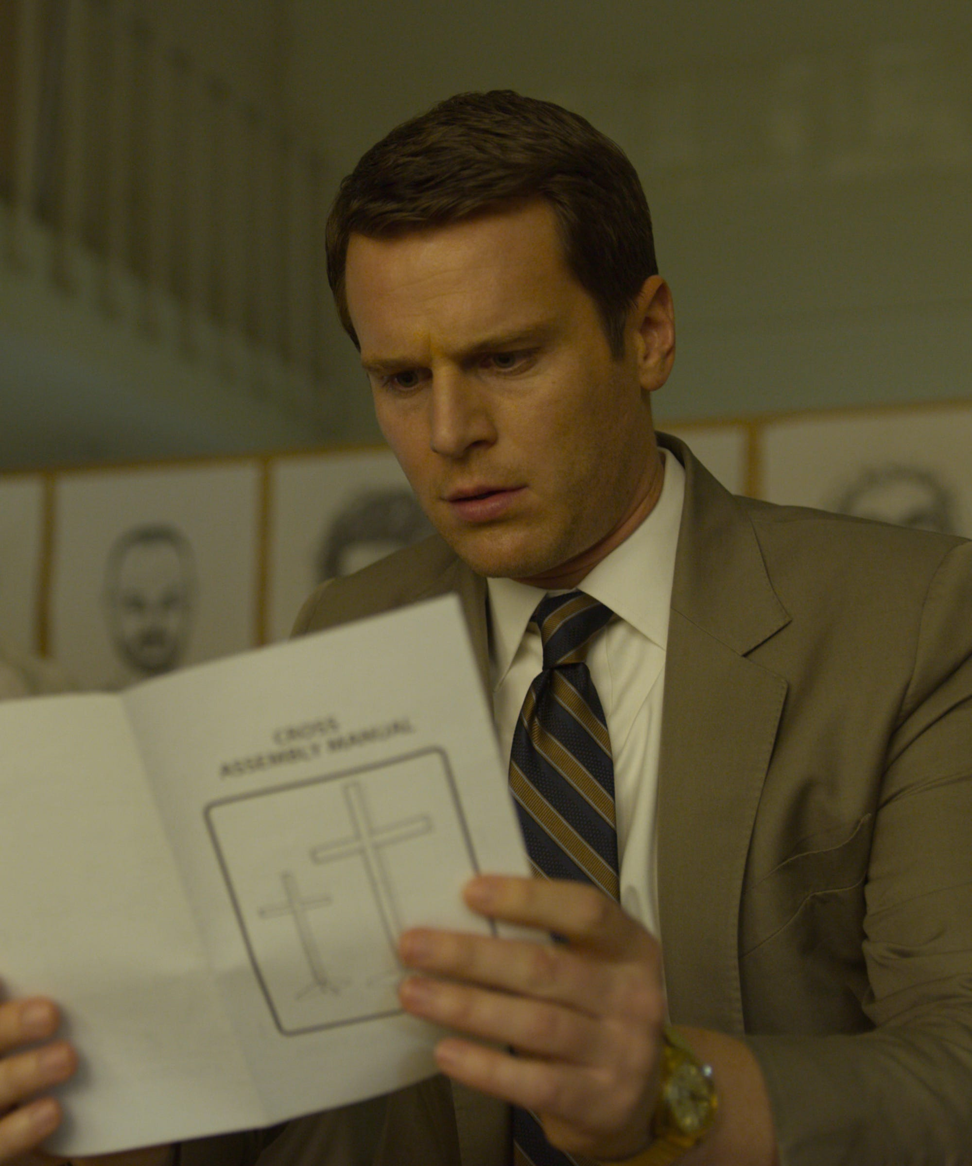 This Is Where You've Seen Mindhunter's Tex Watson Before