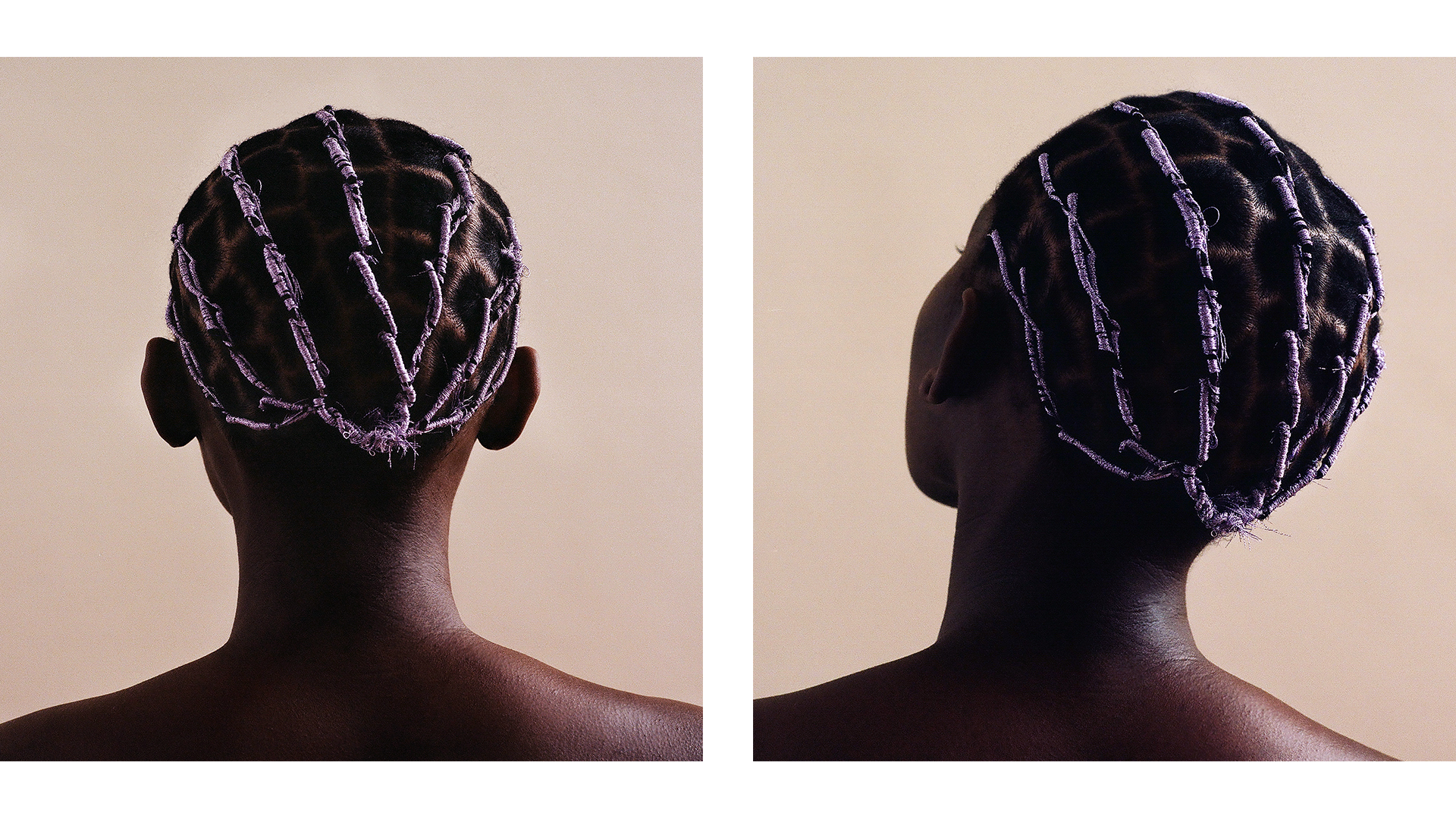 Celebration Of Natural Hair African Threading Styles