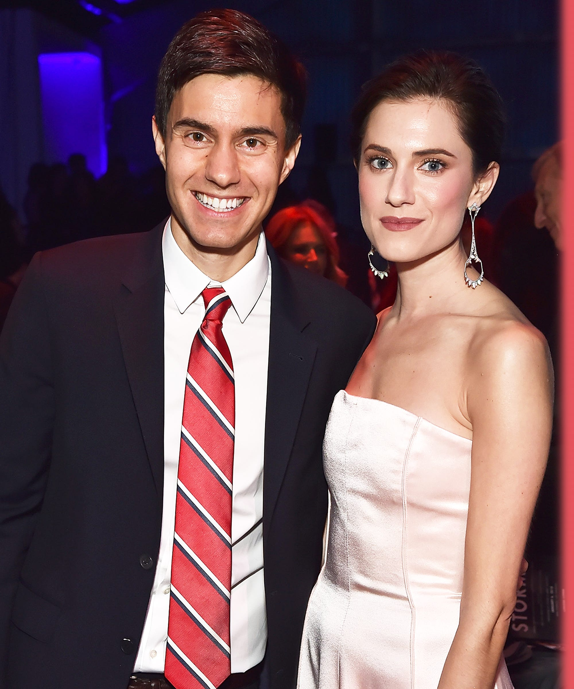After Nearly 4 Years Together, Allison Williams & Husband Split