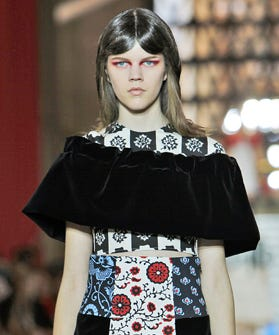 Paris Fashion Is Usually Synonymous With Style... And The Strictest  Standards Dictate That The Only Things That Make It On The Runway Are The  Crème De La ...