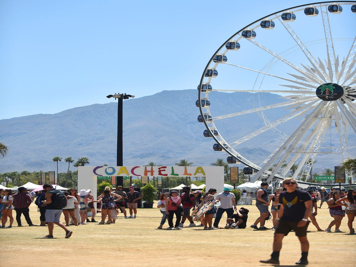 Coachella Rebuked By ACLU After Trans Siblings Were Turned Away From Bathrooms