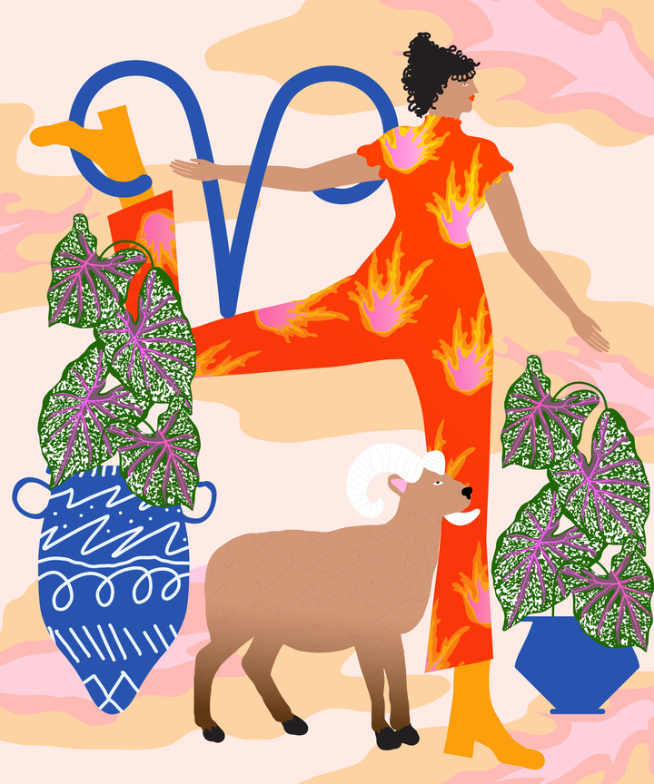 aries zodiac sign monthly horoscope