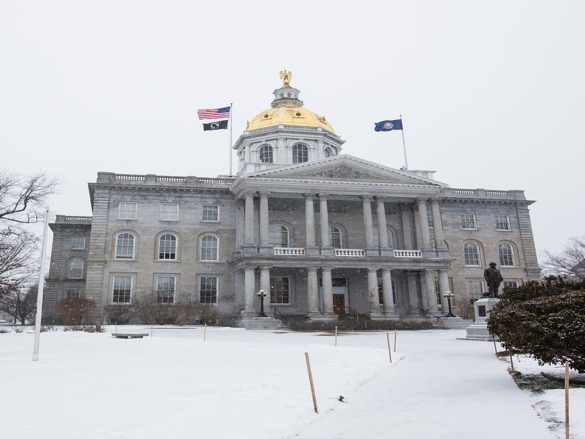 New Hampshire Republicans Wore Pearls To Oppose Gun Bill & Survivors Are Livid