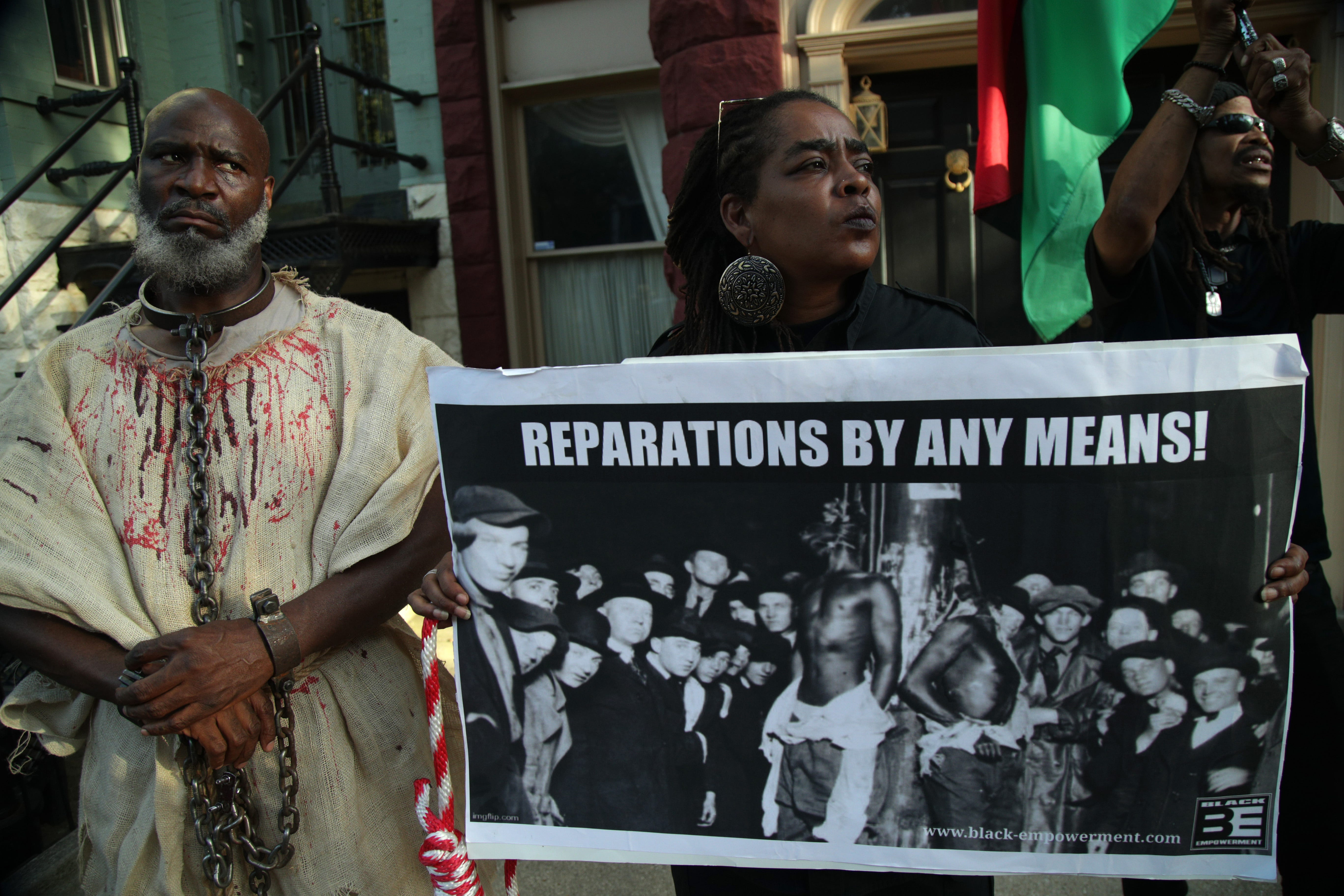 Why, After 400 Years, We're Finally Talking About Reparations For Slavery