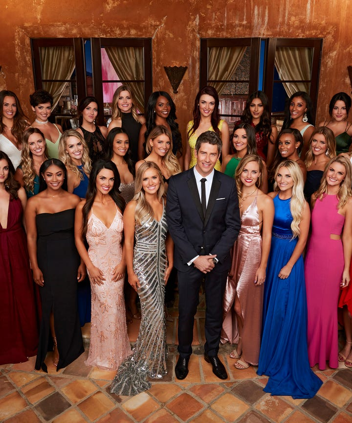 The Bachelor Arie Luyendyk Rose Ceremony Who Went Home