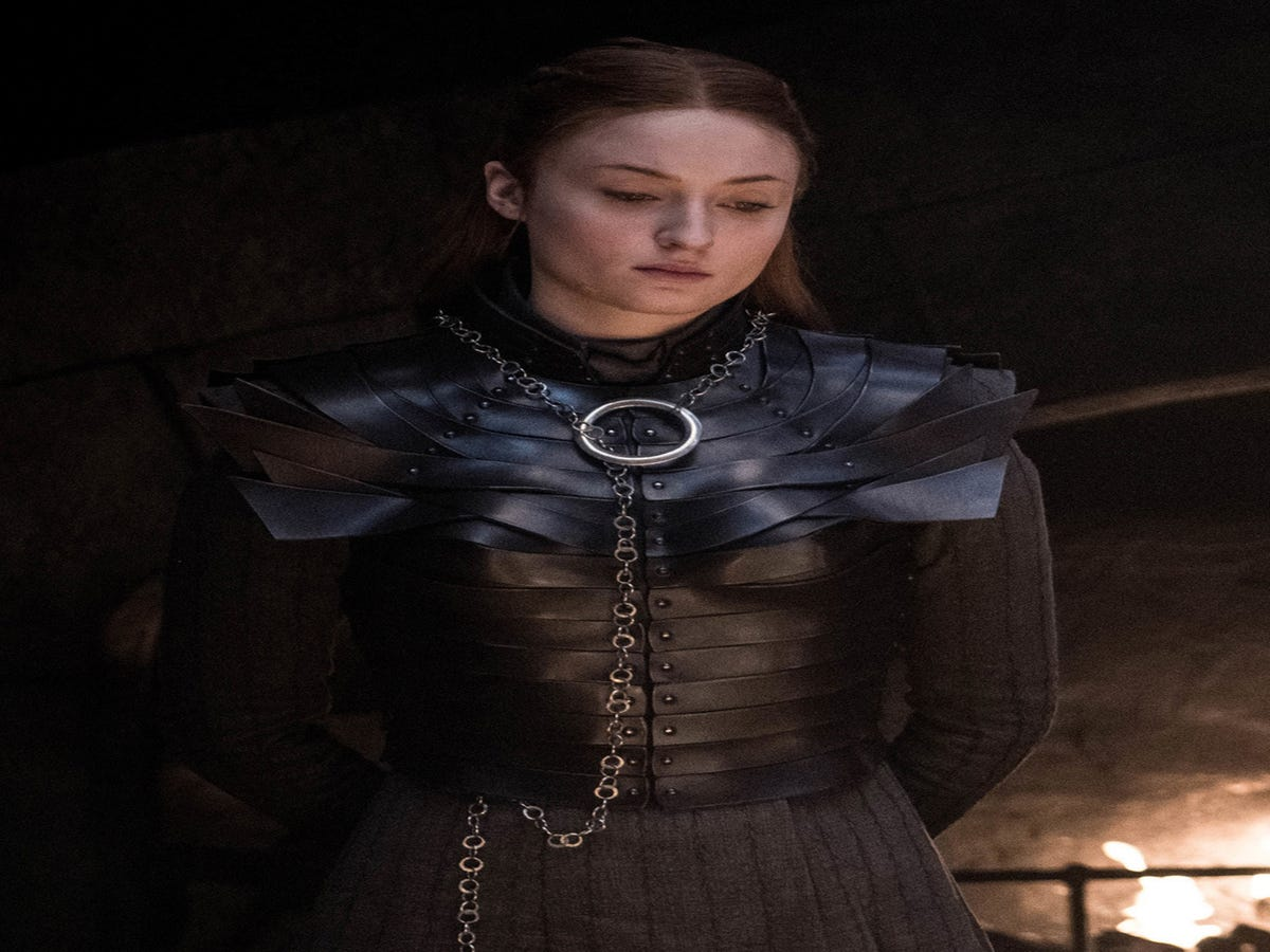 The Hidden Meaning Behind Sansa Stark s Necklace on Game of Thrones