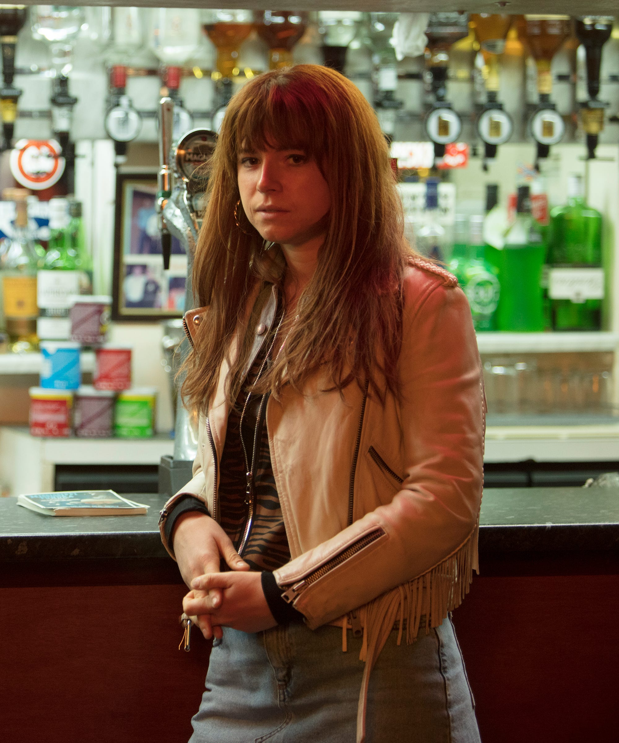 Wild Rose Star Jessie Buckley Is About To Take Over Your Screen — & Your Headphones