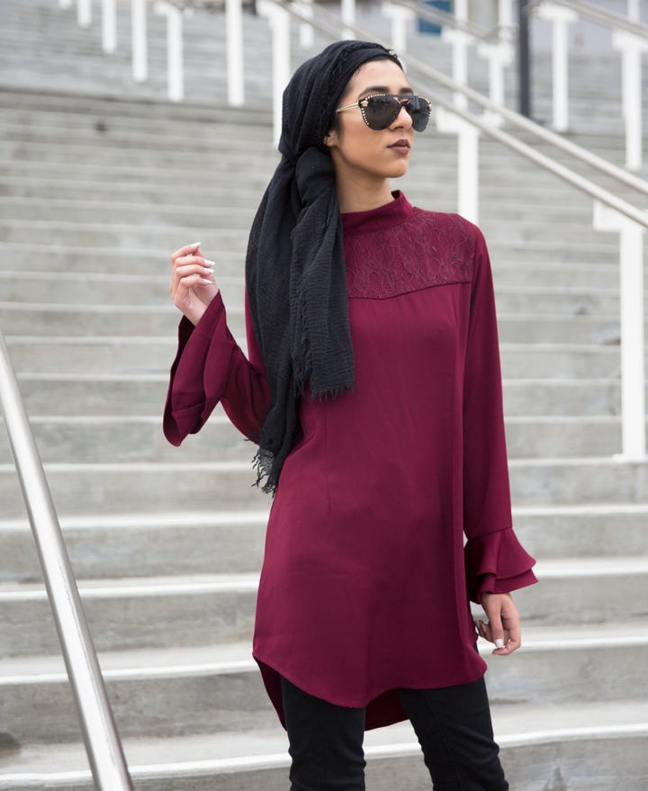The Modest Clothing Line Is Product Of Work At Macy S Department Program To Help Grow Diverse Vendors Within Company