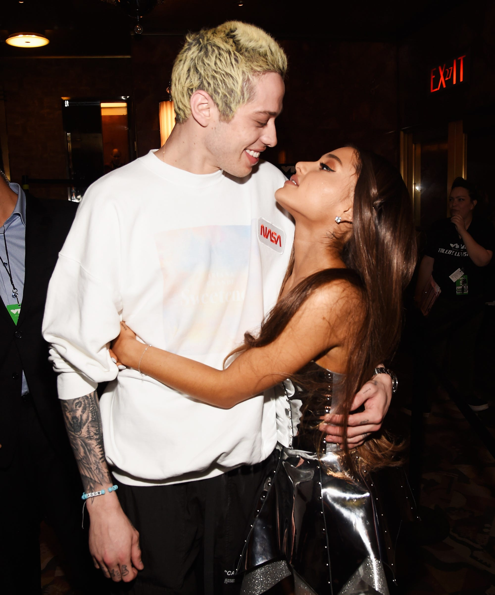 f934970274889 Why We ll Never Stop Caring About Pete Davidson   Ariana Grande