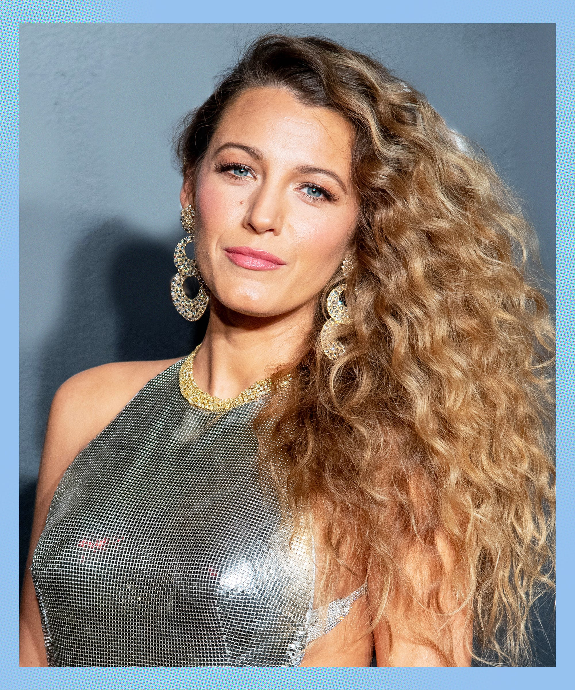 Blake Lively Wore Forever 21 on the Red Carpet And Said It Was Vintage