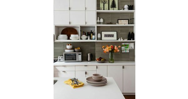 10 Gorgeous Takes On The Open-Shelving Trend