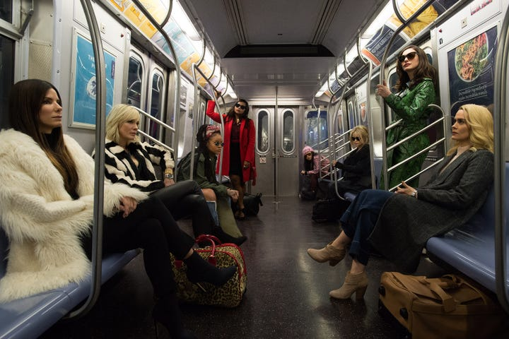 Image result for oceans 8