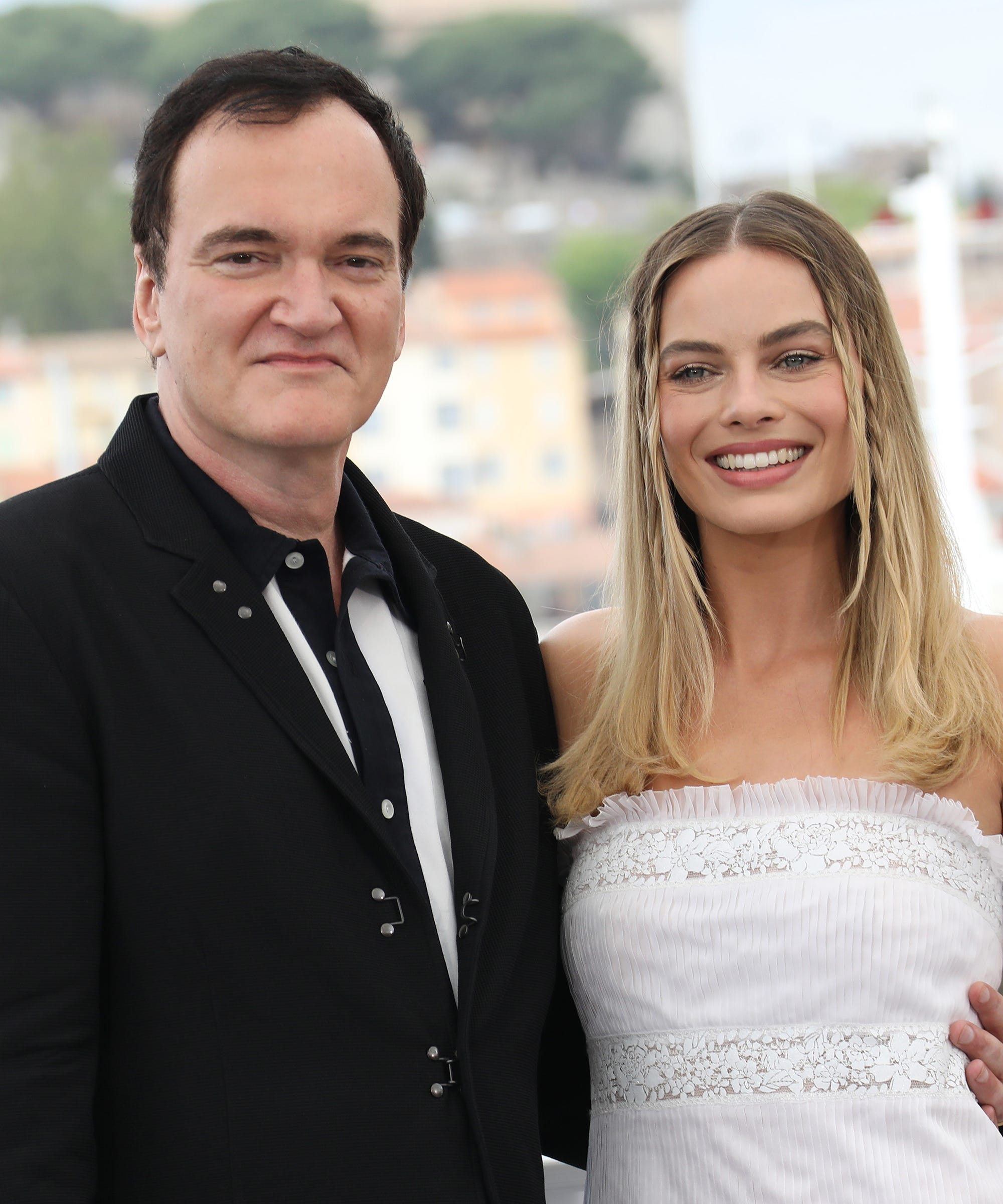 Things Got Awkward When Quentin Tarantino Was Asked Why He Gave Margot Robbie So Few Lines In New Movie
