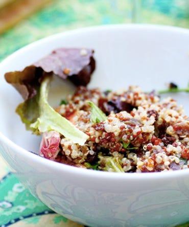 A Colorful Quinoa Salad You'll Crave All Summer