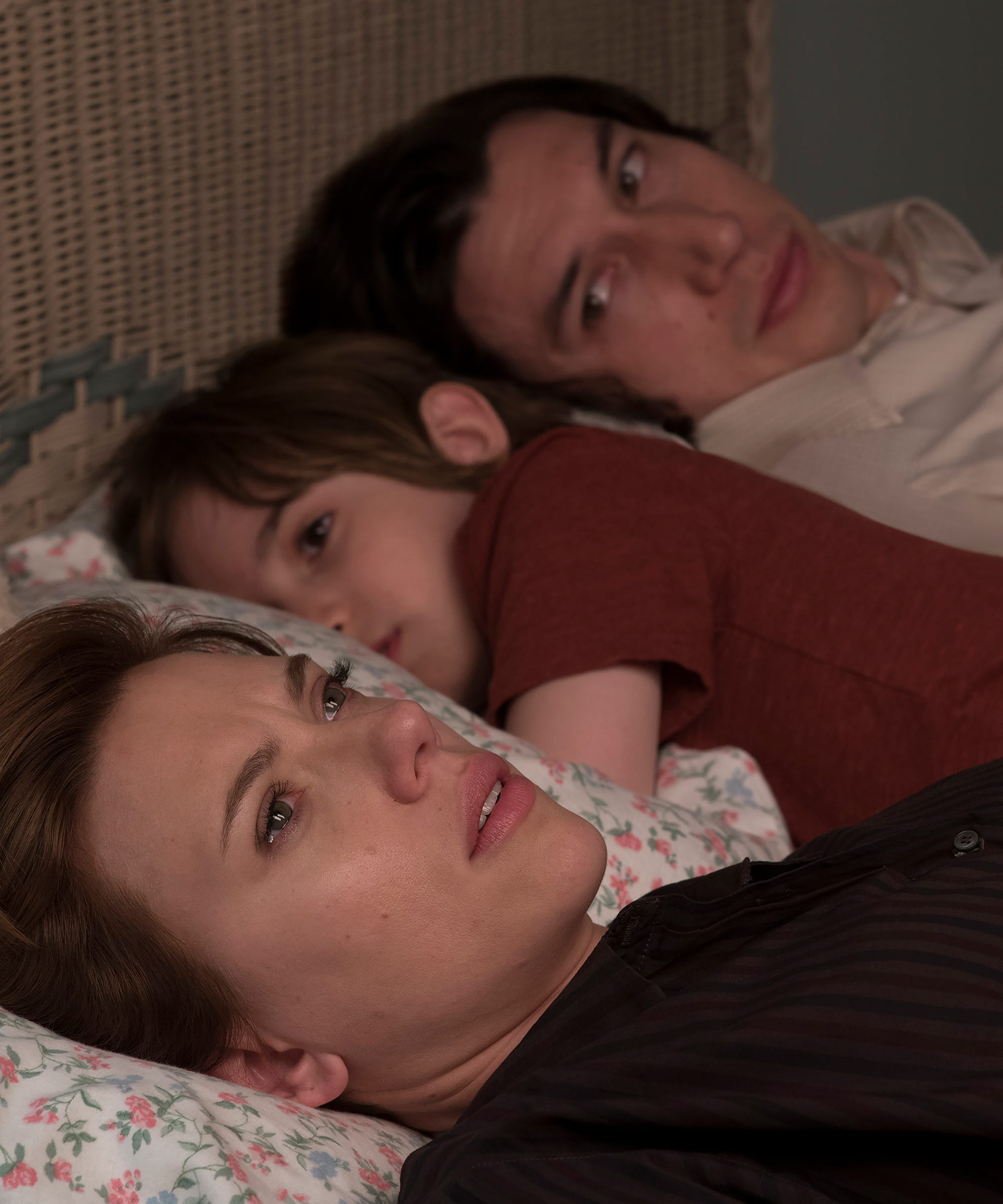 Scarlett Johansson & Adam Driver Share What They Love About Each Other In Marriage Story Teasers