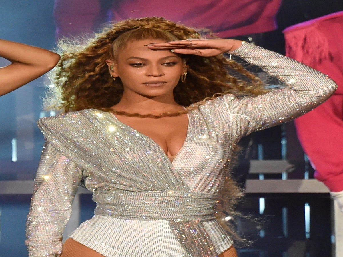 Beyoncé Breaks Down How She Juggled Grueling Coachella Prep & Motherhood