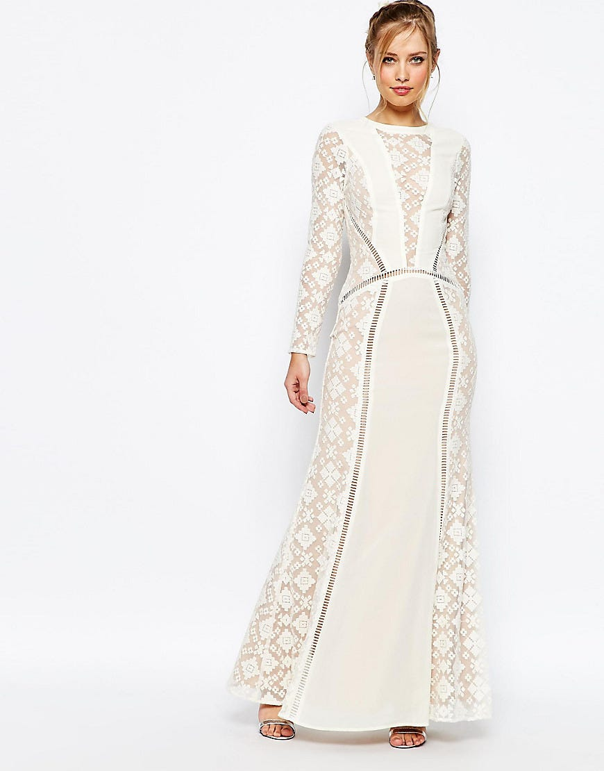 f509220e6afcf ASOS New Affordable Bridal Collection Wedding Dresses