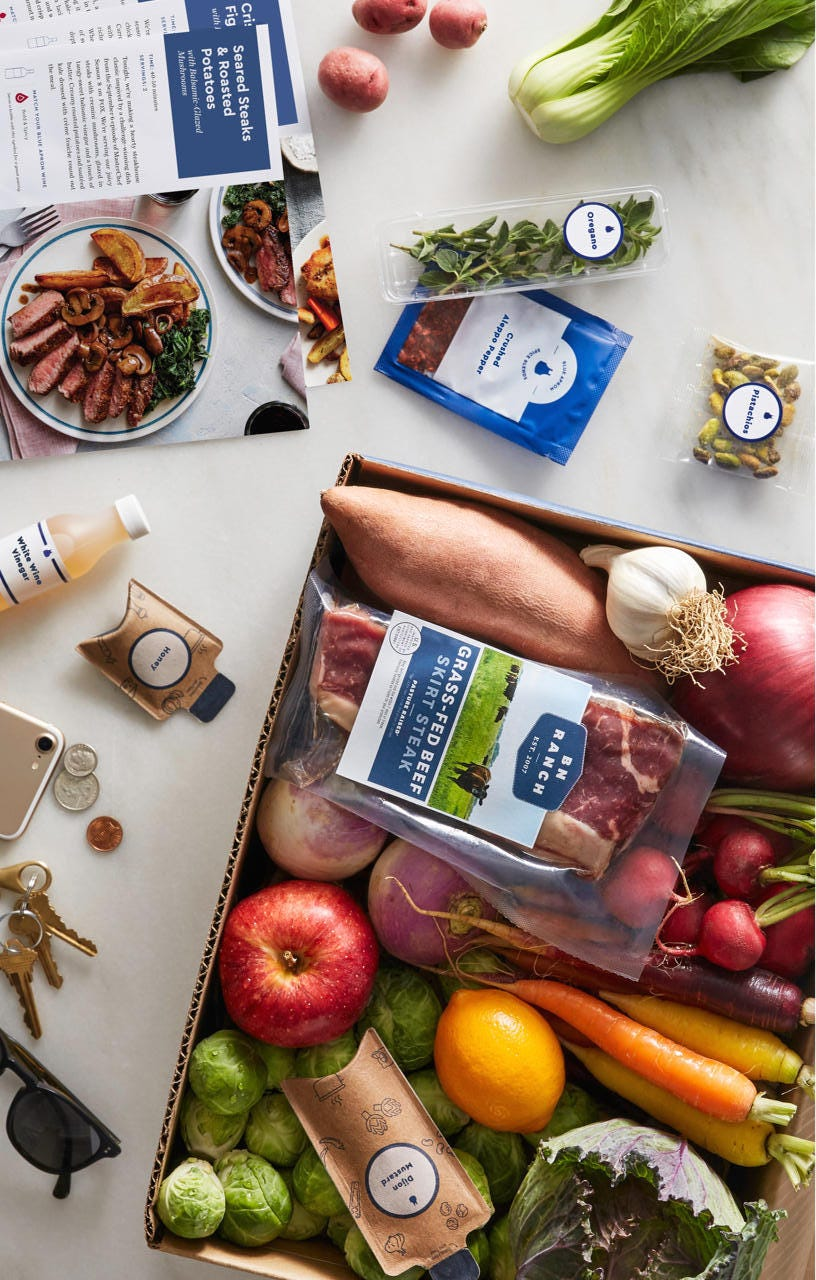 Best Food Delivery Services & Meal Subscriptions 2019