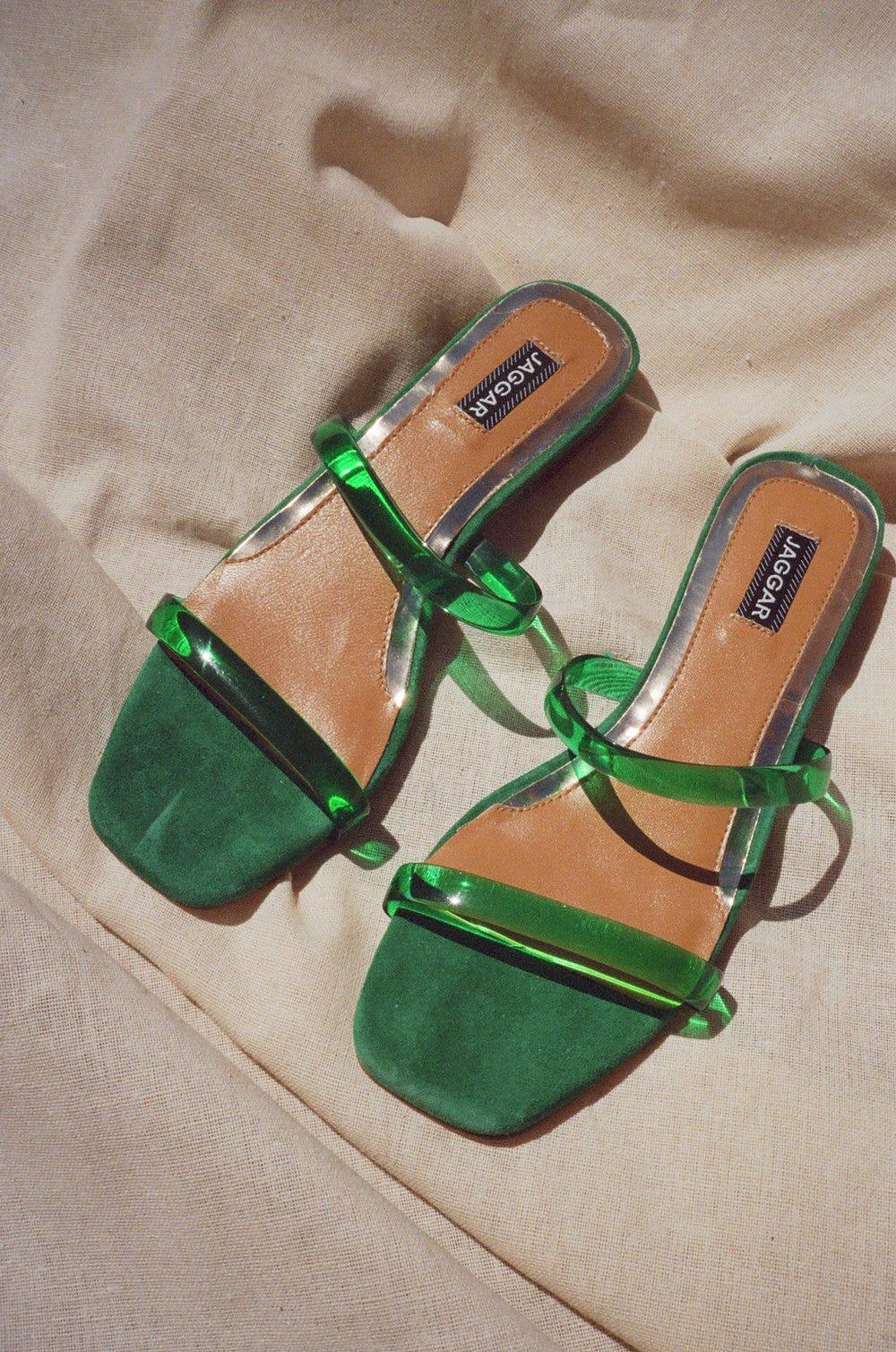b145707902b Clear See-Through PVC Sandals, Heels Trend Summer 2018