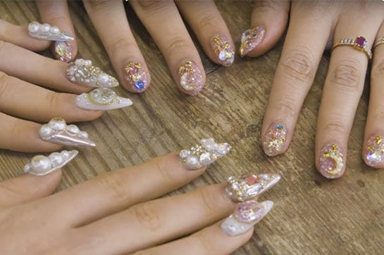 Best nail salons nyc manicure pedicure new york the best of new york nail salons prinsesfo Image collections
