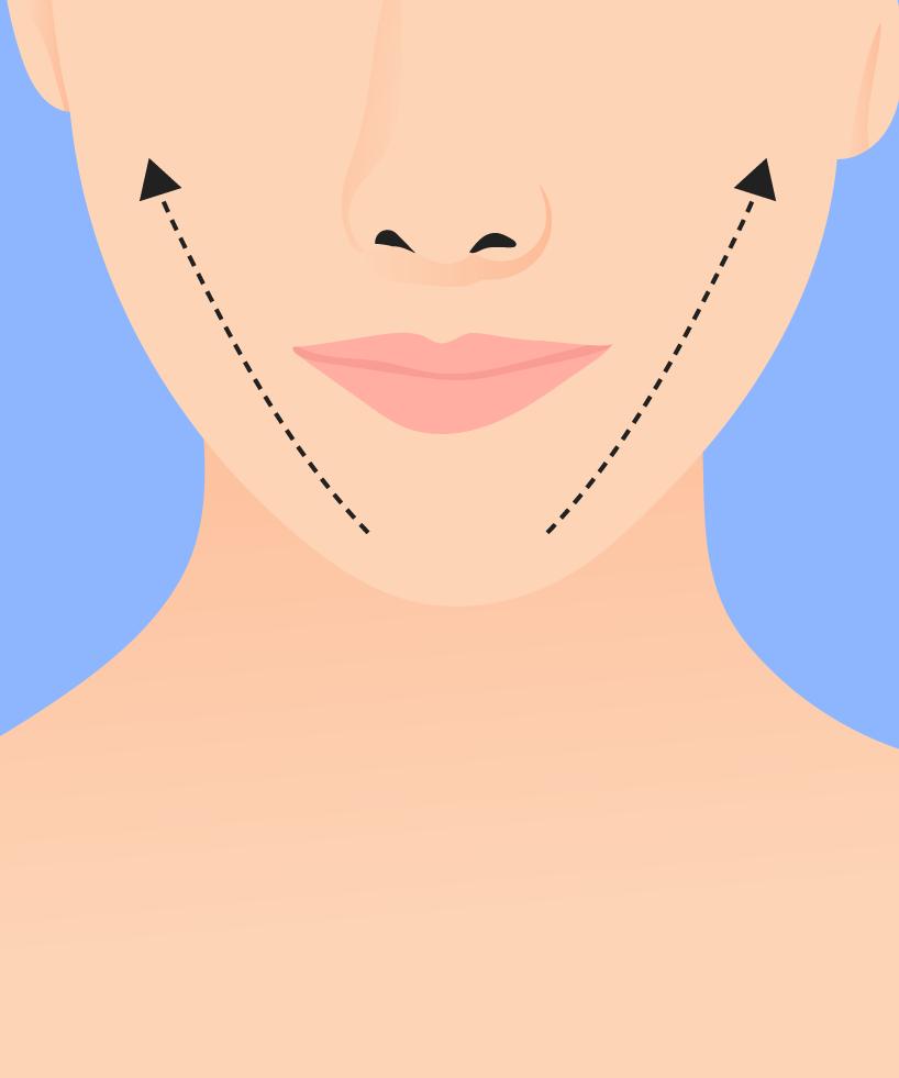 Korean Facial Massage Contouring