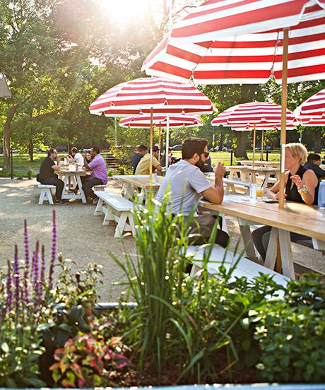 Chicago Patios-Best Outdoor Drinking And Dining Spots
