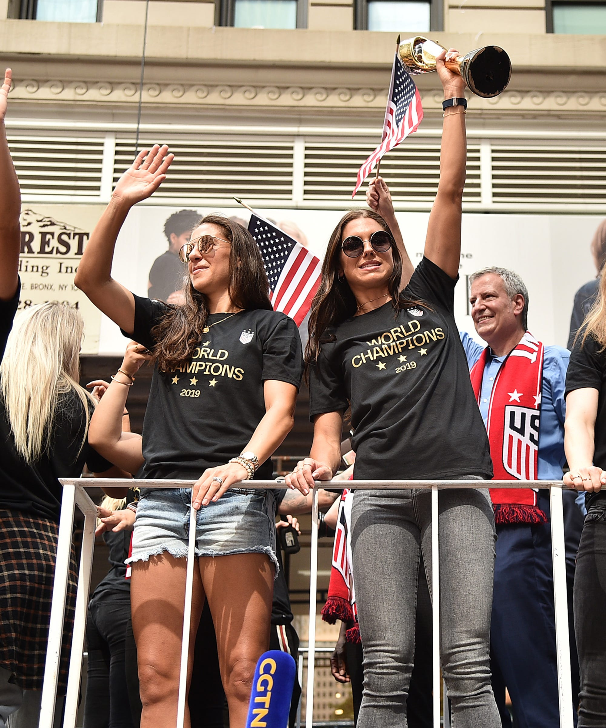 Here's What Real People Think About The U.S. Women's Soccer Team Demanding Equal Pay