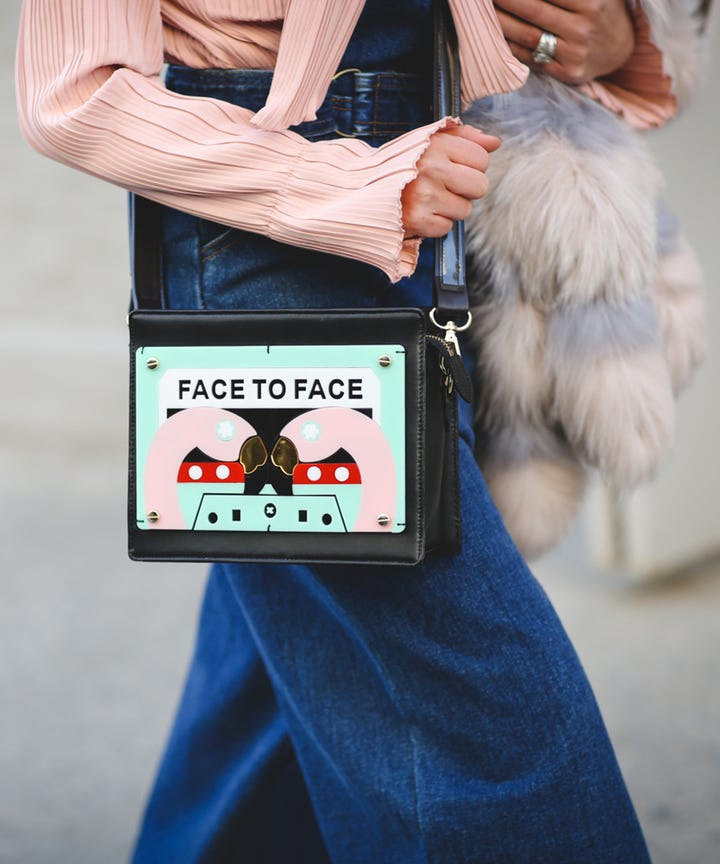 30 Show Stopping Handbags From New York Fashion Week