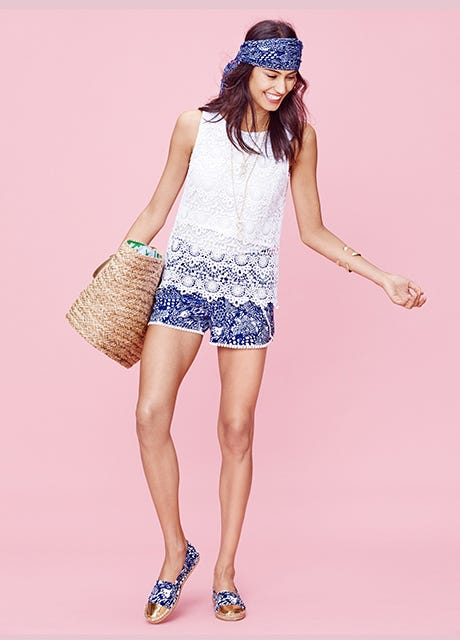 a20b97c0cfbcc Lilly Pulitzer For Target Collaboration Lookbook