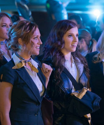 Pitch perfect 3 tribe song inspiration interview this pitch perfect song is inspired by girl power voltagebd Choice Image