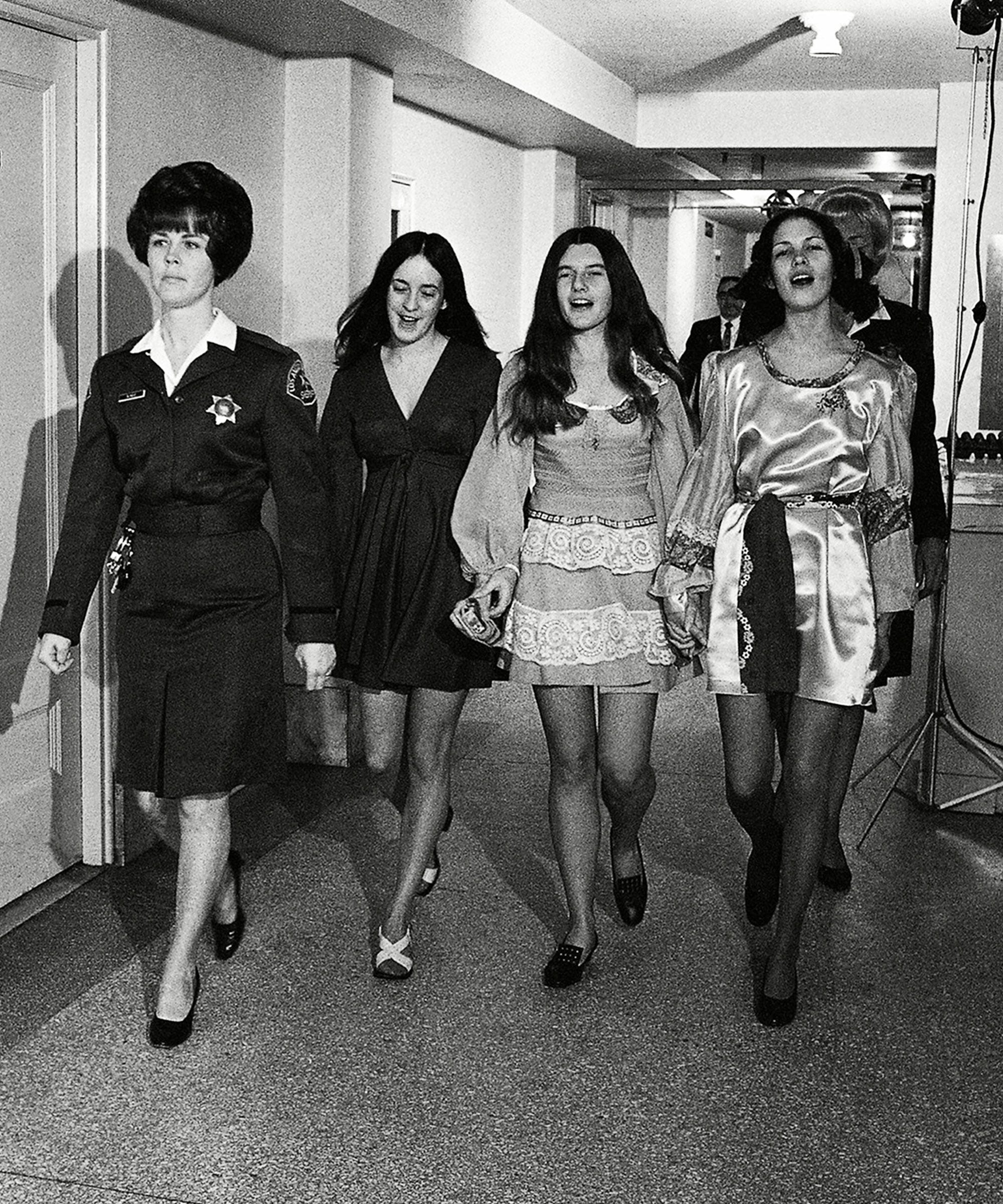 Are The Manson Girls Still In Jail?