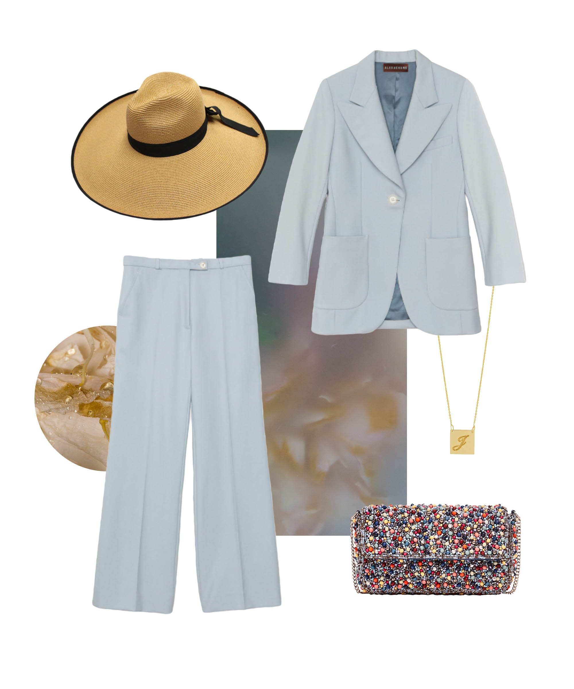 What To Wear To Outdoor Wedding - Summer Wedding Outfit