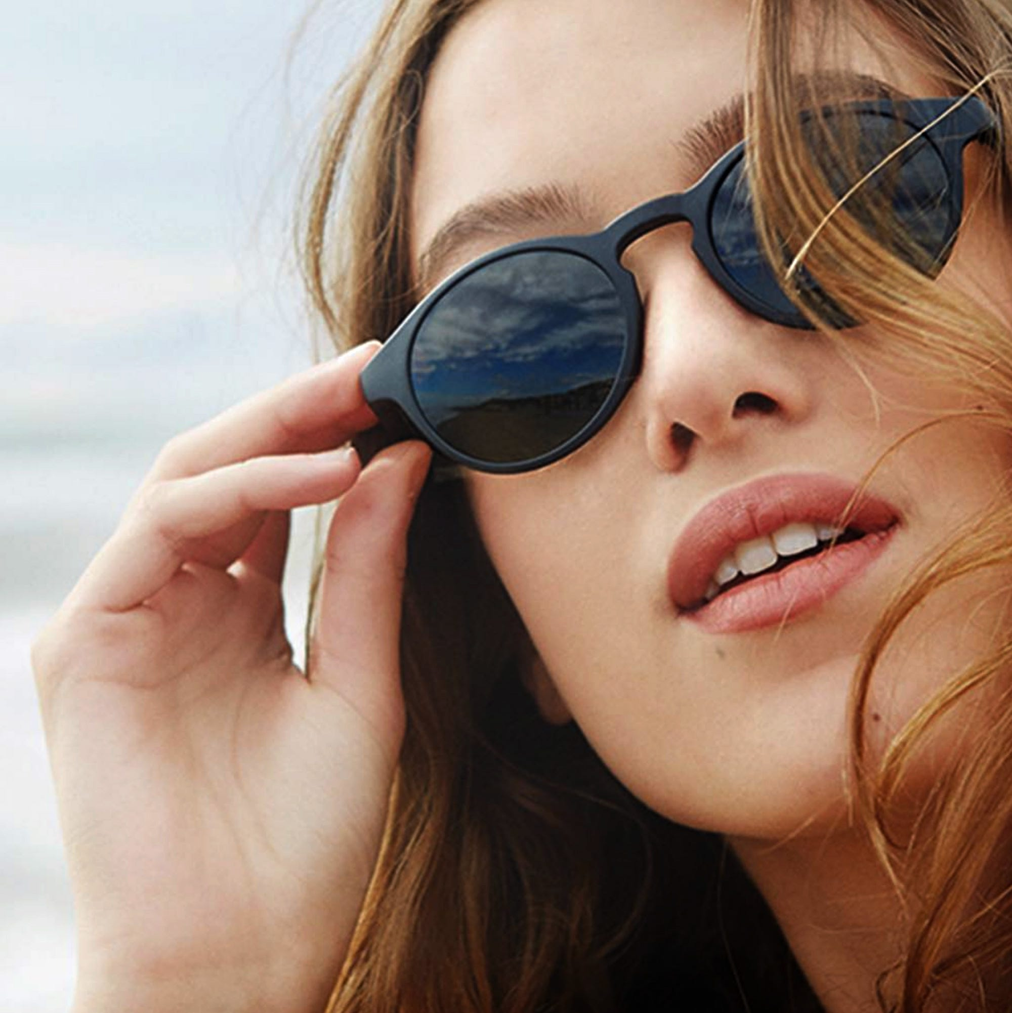 2de820e98928 This Brand Is Turning Plastic Pollution Into Chic Eyewear