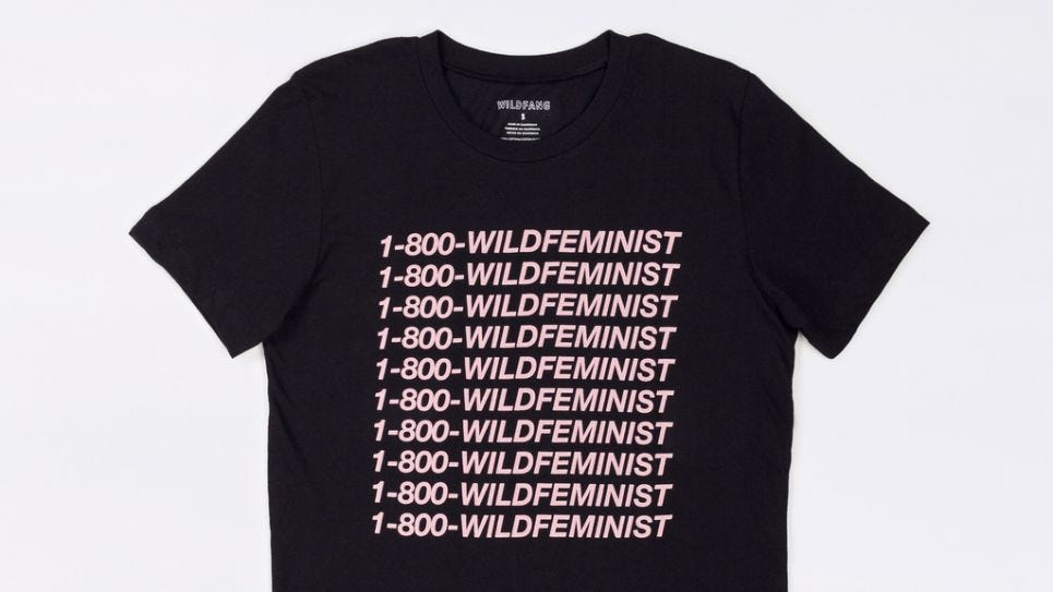 9bdf3307 Feminist Shirts For Badass Women To Wear On IWD & After