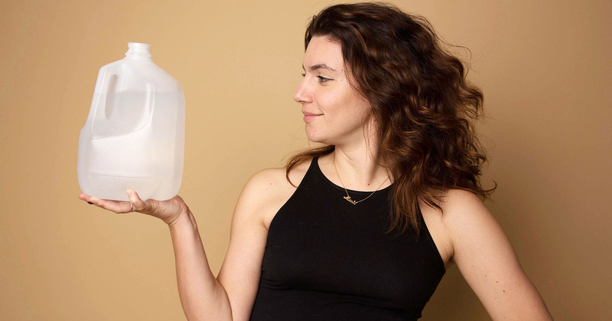 I Drank A Gallon Of Water A Day For Better Skin — & Here's What Happened