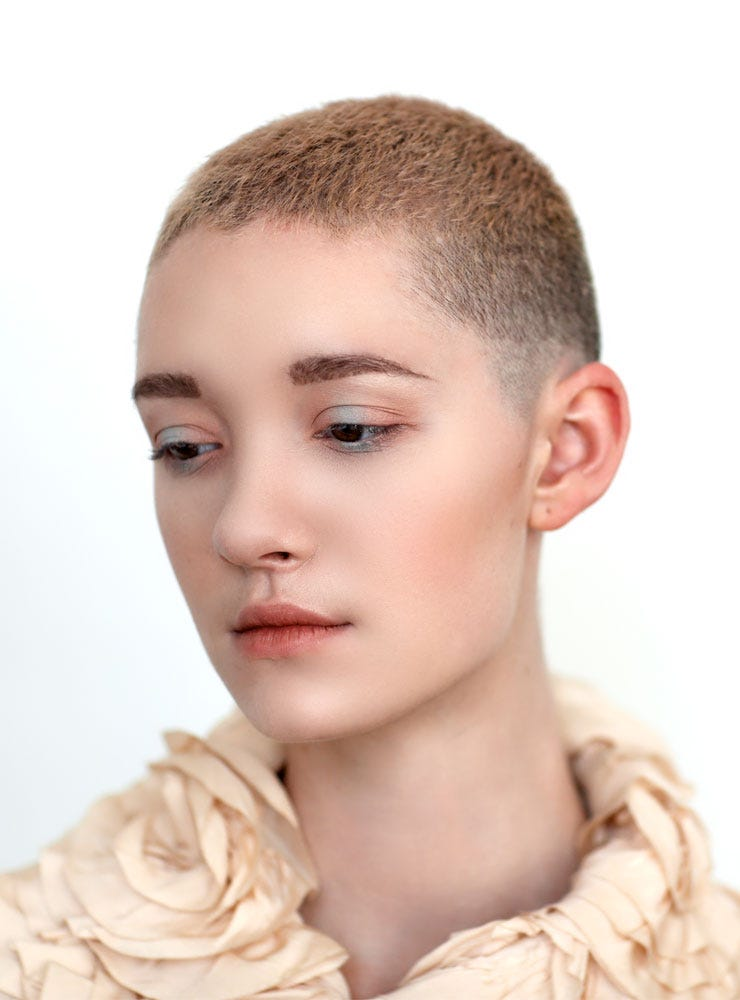 Mens Haircuts For Women Gender Neutral Hair