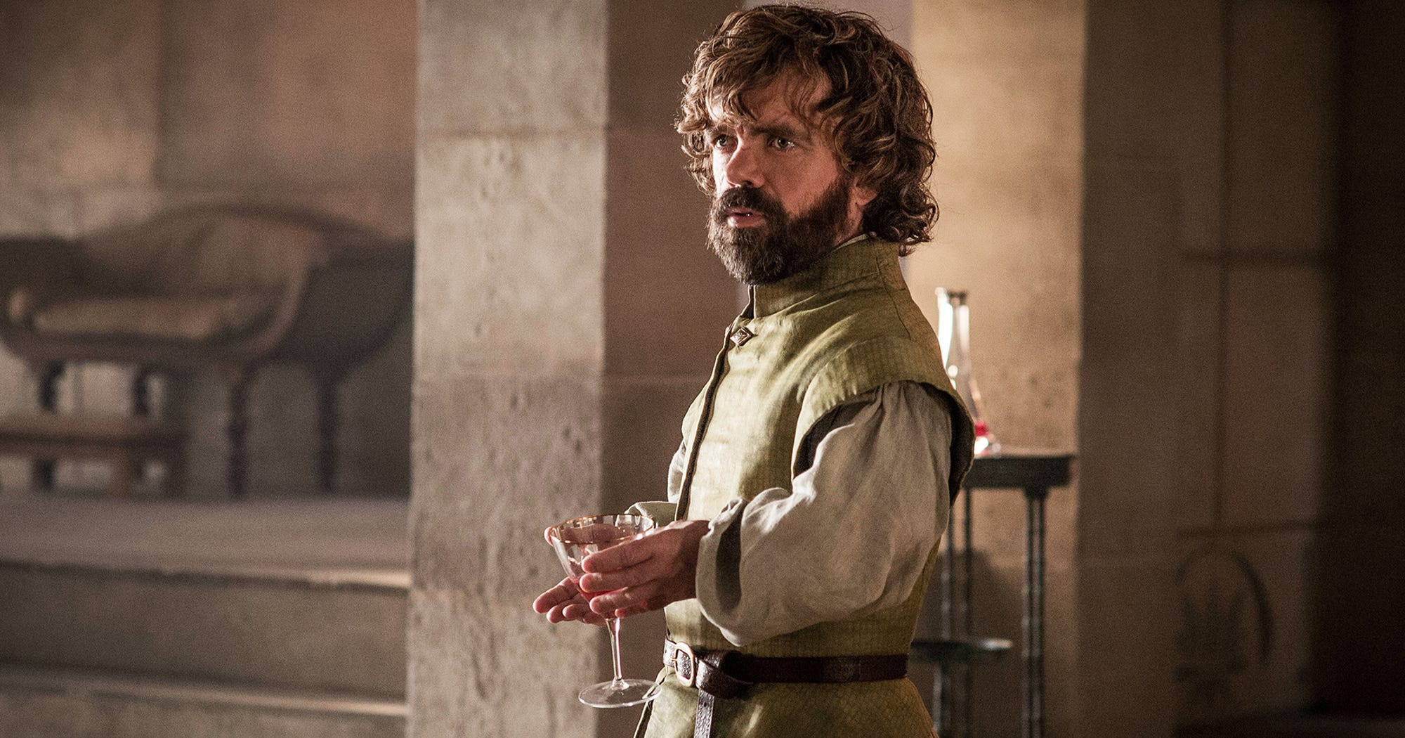 Game Of Thrones Fan Theory Says Tyrion Might Not Be A Lannister