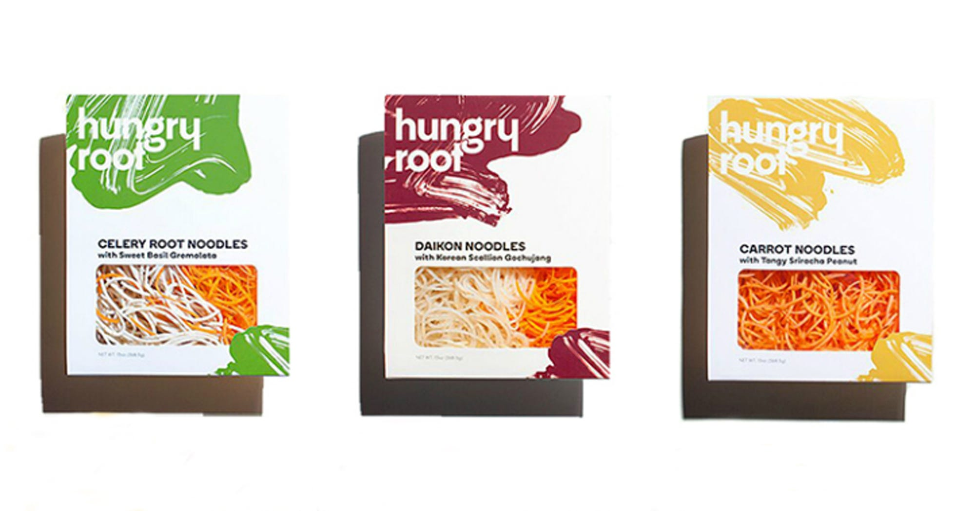 Exclusive: Eating Spiralized Veggies Just Got SO Much Easier