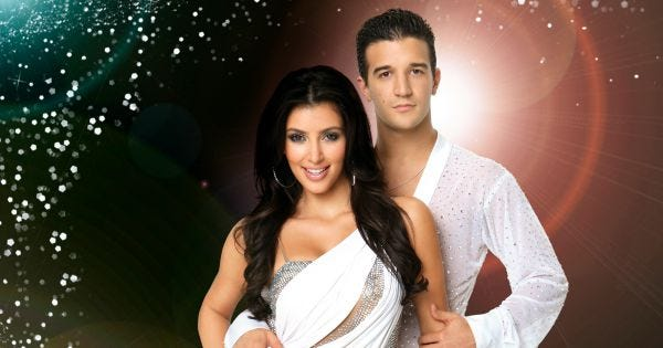 We Completely Forgot That Kim Kardashian Was On Dancing With The Stars
