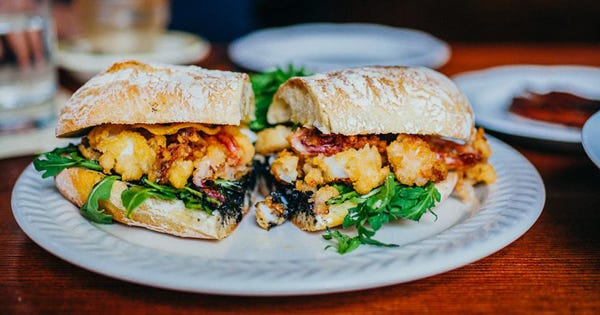 The Best East Village Eateries