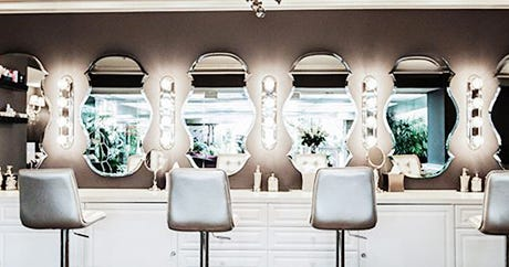 10 S.F. Spots For Getting Glam This Holiday Season