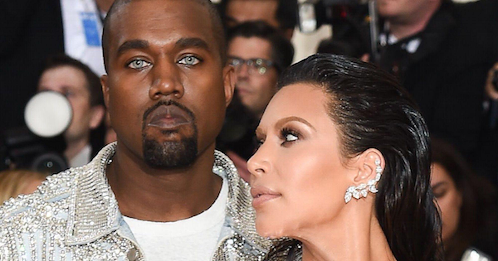 Kanye West Compares Kim Kardashian To... O.J. Simpson?