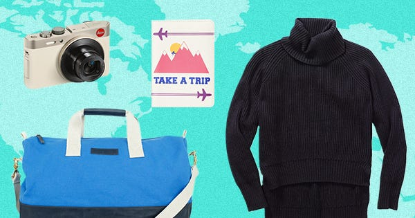 32 Must-Haves That Will Make Holiday Travel Easier