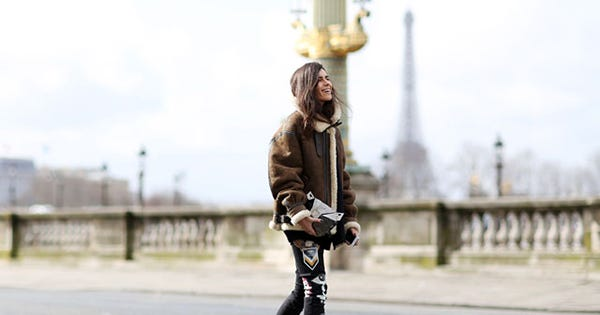 How Not To Look Like A Tourist In Paris
